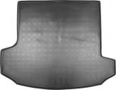 Unidec Резиновый коврик в багажник Skoda Kodiaq 2017- (7 мест) (сложенный 3й ряд)