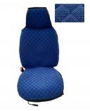 Накидки на сидения Синие Pilot (передние)