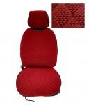 Накидки на сидения Красные Standart (передние)