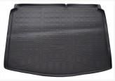 Unidec Резиновый коврик в багажник Citroen C4 HB 2010-