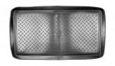 Unidec Резиновый коврик в багажник Fiat  500 HB 2008-