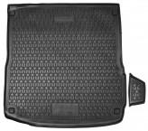 AvtoGumm Резиновый коврик в багажник Audi A6 (С6) 2004-2011 Avant (универсал)
