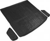 AvtoGumm Резиновый коврик в багажник Chevrolet Cruze Universal 2012-2016