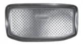 Unidec Резиновый коврик в багажник Fiat Panda 2003-2011
