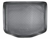 Резиновый коврик в багажник Ford C-Max 2002-2010