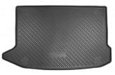 Unidec Резиновый коврик в багажник Kona 2017-
