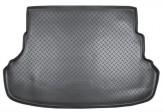 Unidec Резиновый коврик в багажник Hyundai Accent sedan 2010-
