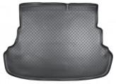 Unidec Резиновый коврик в багажник Hyundai Accent sedan 2010- (со складыв.сиден.)
