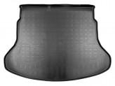 Unidec Резиновый коврик в багажник Kia Rio (FB) sedan 2017-