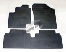 Резиновые коврики Kia Venga Hyndai ix20 Gumarny Zubri