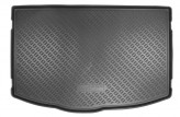Unidec Резиновый коврик в багажник Kia Rio (YB) HB 2017-