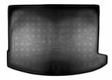 Unidec Резиновый коврик в багажник Mini Countryman (F60) 2017-