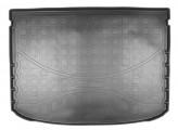 Unidec Резиновый коврик в багажник Mitsubishi Eclipse Cross 2017-