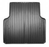 Unidec Резиновый коврик в багажник Mitsubishi L200 2015-(длинная база)
