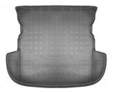 Unidec Резиновый коврик в багажник Mitsubishi Outlander 2012- (без органайз.)