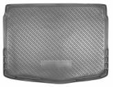 Unidec Резиновый коврик в багажник Nissan Qashqai 2014- ( c полноразмерной запаской)