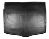 Unidec Резиновый коврик в багажник Nissan Qashqai 2019-