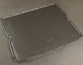 Unidec Коврик в багажник Opel Zafira B 2005-2013 (5/7 мест)