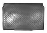 Unidec Резиновый коврик в багажник Peugeot 208 2019-