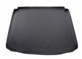 Unidec Резиновый коврик в багажник Peugeot 407 sedan 2004-
