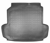 Unidec Резиновый коврик в багажник Peugeot 408 sedan 2012-