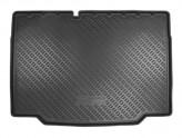 Unidec Резиновый коврик в багажник Renault Clio HB 2019-