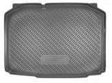 Unidec Коврик в багажник Skoda Fabia HB 2007-2014