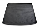 Unidec Резиновый коврик в багажник Skoda Fabia WAG 2015-