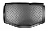 Unidec Резиновый коврик в багажник Suzuki Swift HB 2008-2010