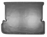 Unidec –езиновый коврик в багажник Toyota L— 150  7-ми местный 2009-2017