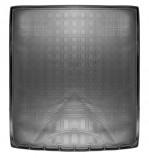 Unidec Резиновый коврик в багажник Volkswagen Passat B8 variant 2014-