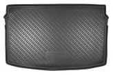Unidec Резиновый коврик в багажник Volkswagen Polo VI HB 2017- (на верхнюю полку)