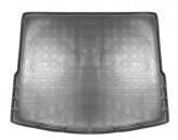 Unidec Резиновый коврик в багажник Volkswagen Tiguan 2016-