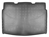 Unidec Резиновый коврик в багажник Volkswagen Tiguan 2016- (на нижнюю полку)
