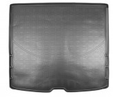 Unidec Резиновый коврик в багажник Volvo XC40 2017-
