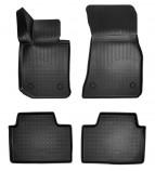Unidec Резиновые коврики 3D BMW 3 (G20) 2018-  (монопривод)