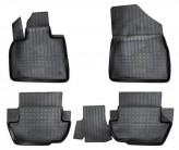 Резиновые коврики Citroen DS5 2015-