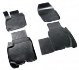 Резиновые коврики Honda Civic HB (EU) 2011-
