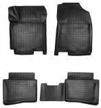 Резиновые коврики 3D Hyundai i20 2015-