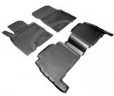 Резиновые коврики Lexus LX 570 2008-2012
