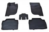 Unidec Резиновые коврики Mitsubishi Pajero Sport 2015-