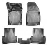 Резиновые коврики 3D Renault Captur 2013-