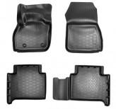Unidec Резиновые коврики Renault ZOE 2014-