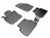 Резиновые коврики Volkswagen Tiguan 2008-2011