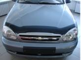 Sim Дефлектор капота Chevrolet Lanos / ZAZ Sens