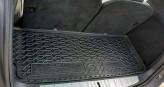 AvtoGumm Резиновый коврик в багажник TESLA Model X задний (разложенный 3-й ряд)