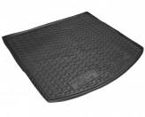 AvtoGumm Резиновый коврик в багажник Mazda CX-5 2011-2017 (увеличенный)