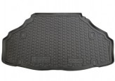 AvtoGumm Резиновый коврик в багажник LEXUS LS460 2006-2017 (короткая база)