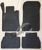 Резиновые коврики Mercedes E-Class (W210) Gumarny Zubri