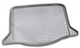 NovLine-Element Резиновый коврик в багажник HONDA Jazz 2008-2014